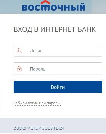 vostok-bank-login